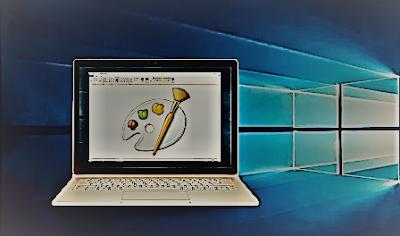 تعلم استخدام برنامج الرسام في الويندوز ( Paint )
