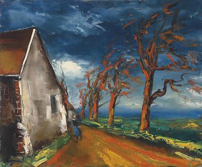Maurice de Vlaminck (1876-1958) | Paysages