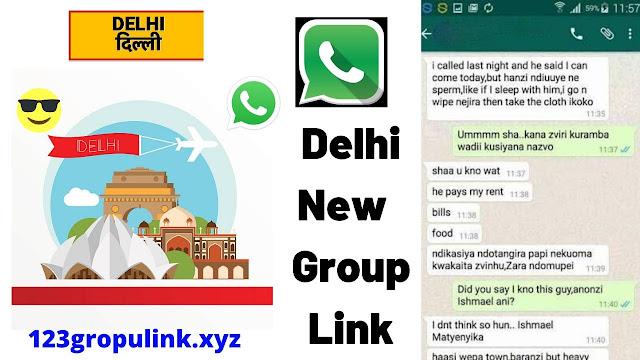 Join 101+ Delhi Whatsapp group link