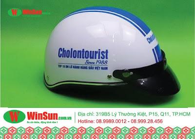 Mũ bảo hiểm có kính an toàn với giá thành phải chăng nhất TP.HCM