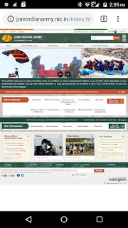 Indian Army Online Registration SSC Tech 2019