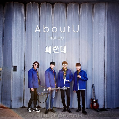 AboutU – AboutU 1st EP (ITUNES MATCH AAC M4A)