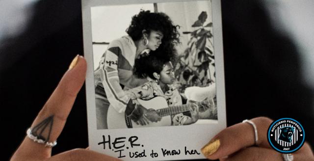 I Used to Know Her | Depois de lançar 2 EPs em 2018, H.E.R. lança álbum
