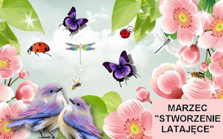 Marzec - Moja kartka