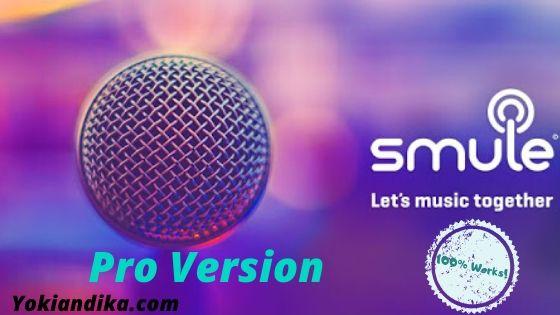 Smule VIP Mod Apk (Premium Unlocked v6.8.5) Terbaru 2020