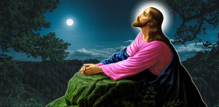 doa yesus, gambar taman getsamani