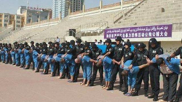 Perlakuan yang Diterima Etnis Uyghurs di Kamp Pendidikan Ala China: Ditangkap, Dirudapaksa, Disiksa