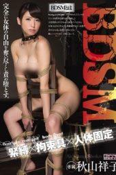 BDSM Bondage × Restraint