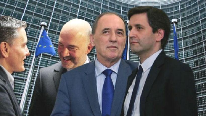 Πρώτο «crash-test» Αθήνας - ΕΕ για ΕΛΣΤΑΤ, προαπαιτούμενα, χρέος
