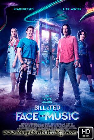 Bill Y Ted Salvando El Universo 1080p Latino