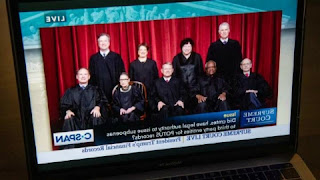The Supreme Court said that electoral college cases can cause 'chaos'