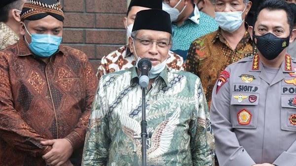 Jadi Komut PT KAI, Said Aqil Pernah Cerita soal Ceramah Masjid BUMN Isinya Memaki Jokowi