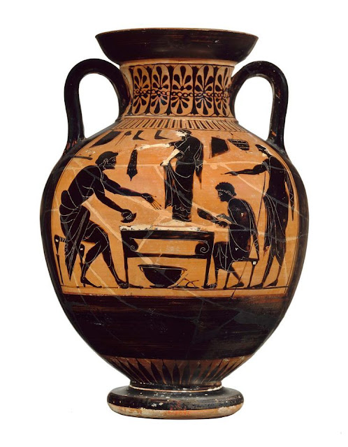 A Gallery Renovation: Daily Life in Ancient Greece at the Museum of Fine Arts, Boston