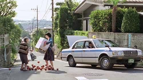 かんぽ生命CM「ドジ篇」 能年玲奈02