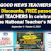 Gifts, discounts, promos, and free passes for TEACHERS