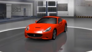Ferrari California car mod