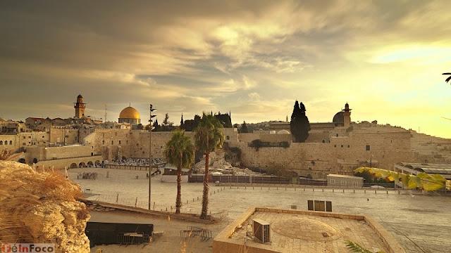 Orar Pela Paz De Jerusalém