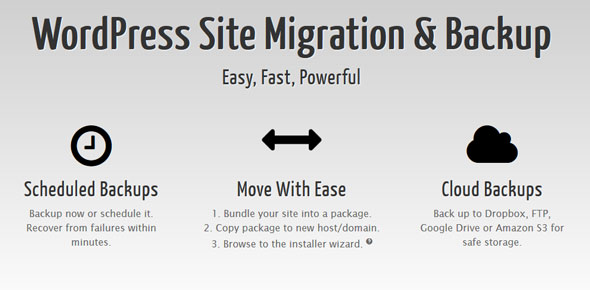 Duplicator Pro v3.3.0.1 – Site Migration & BackUp WordPress Plugin
