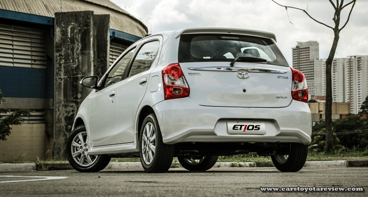 2018 Toyota Etios Models Review