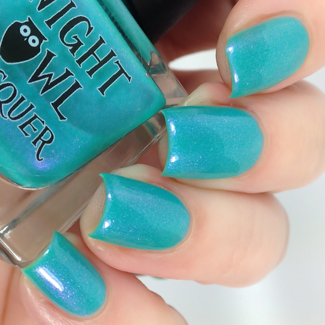 Night Owl Lacquer-Hopeful