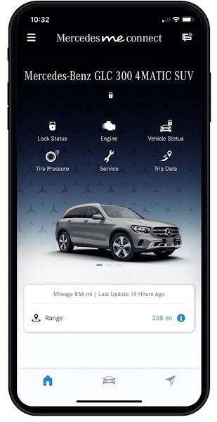 Mercedes-Benz lança nova geração do app 'Me Connect'