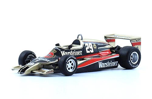 de fórmula 1 coche F1 1:43 Panini DIE CAST 1977 Jean-Pierre Jabouille Renault RS01