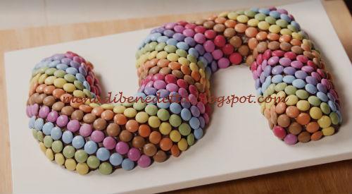 Torta Compleanno Bambini Fatta In Casa.Torta A Numero Ricetta Benedetta Rossi Da Fatto In Casa Per Voi