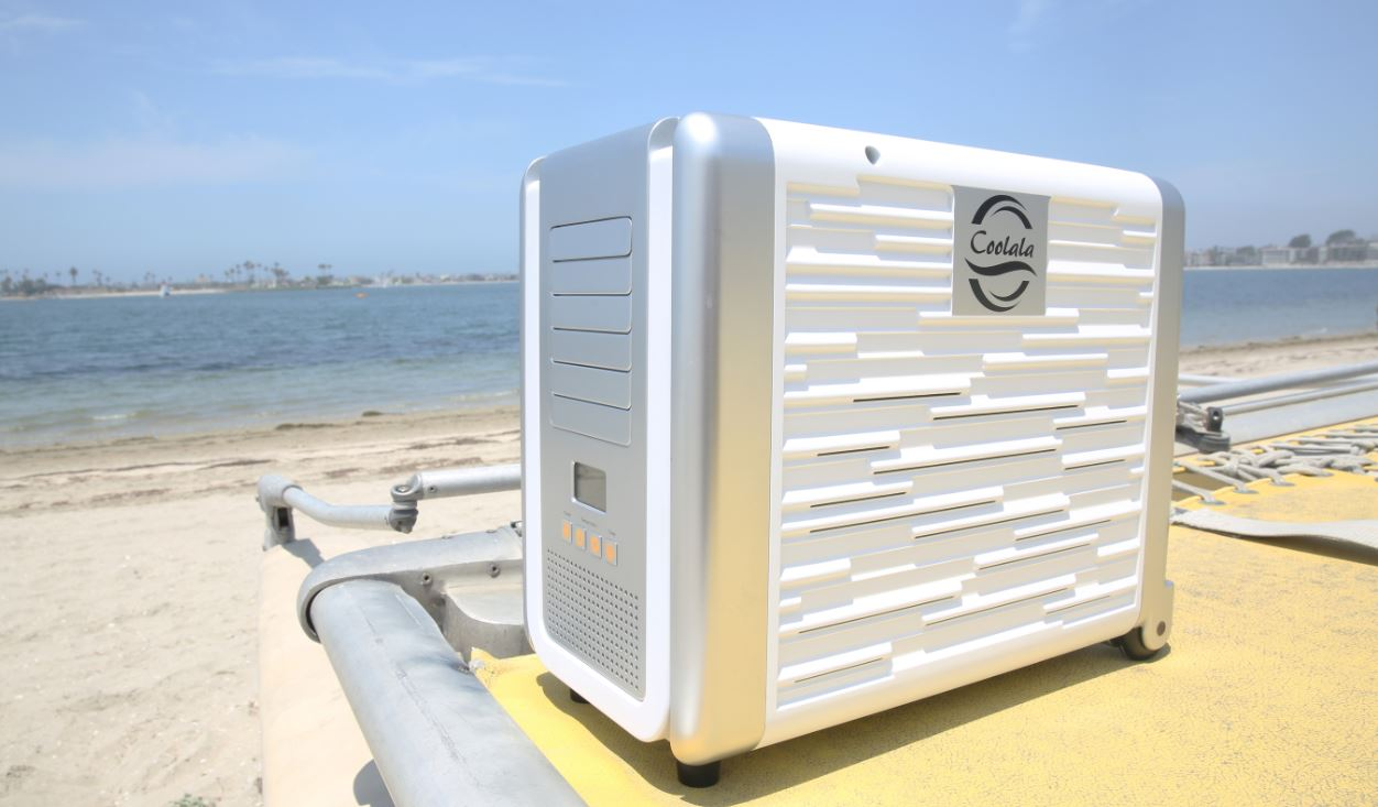 Coolala Solar Powered Portable Air Conditioner For All