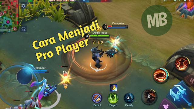 Cara Ampuh Menjadi Pro Player Mobile Legend - MasBasyir.Com