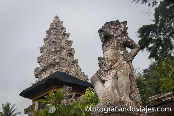 Pura Kehen en Bangli, Bali, indonesia