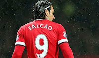 Radamel Falcao is reportedly close to signing for Chelsea