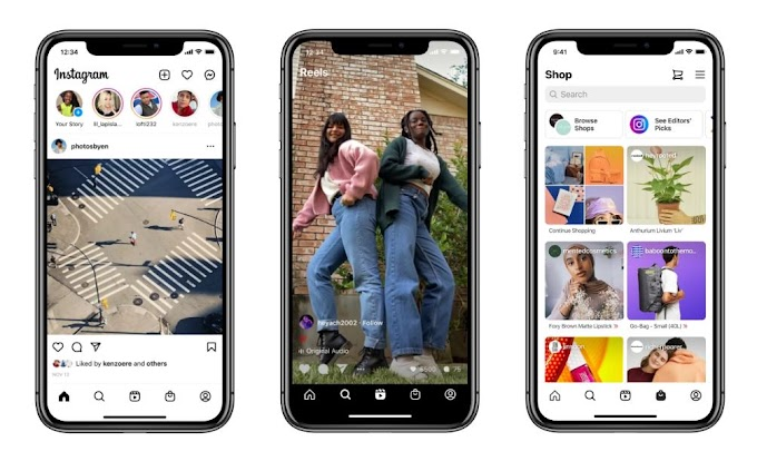 Shopping in reels, instagram new feature to use in reels and promote purchases on the platform