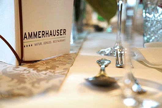 Moor-Menü im Hotel Ammerhauser