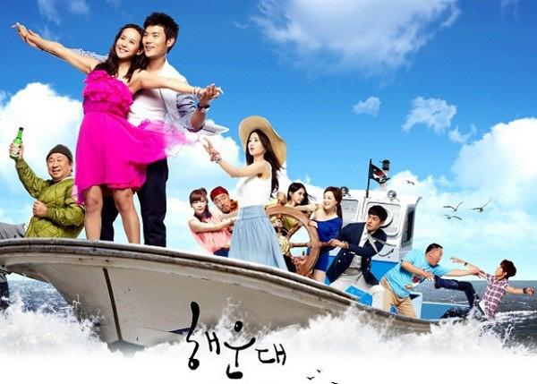 phim song tinh Haeundae