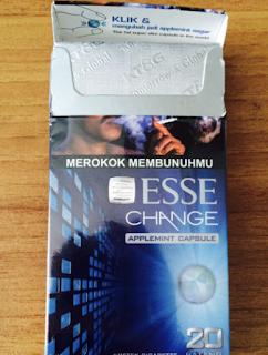 Esse Change Superslim Pertama dengan Teknologi Kapsul