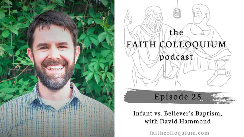 David Hammond, Dave Hammond, Three Crosses Spokane, Philosophical Theology Podcast, Christian Philosophy Podcast, Christian Theology Podcast, Evangelical Theology Podcast, Evangelical Philosophy Podcast
