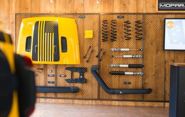 Το Χριστουγεννιάτικο Δώρο της Jeep