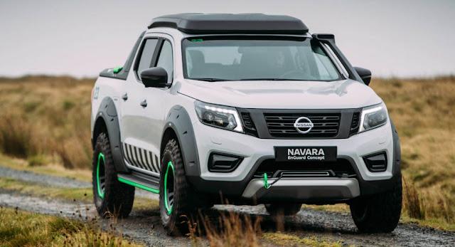 Nissan, Nissan Frontier, Nissan Navara, Reports