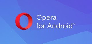 Opera, fast and minimalist Browser