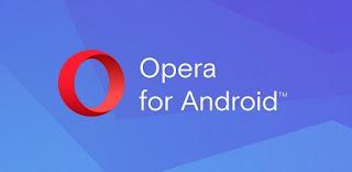 Opera, fast and minimalist Browser