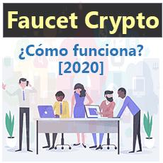 Faucet-crypto-como-funciona