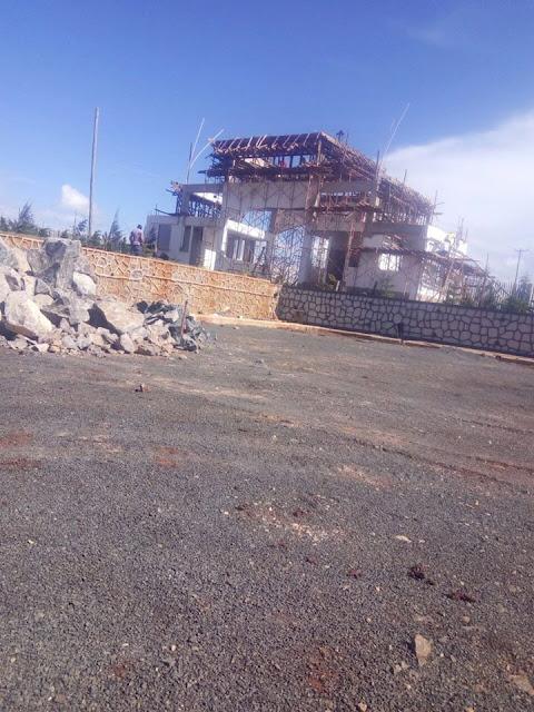 1st Photos of DP William Ruto's 1.2 Billion Castle In Uasin Gishu