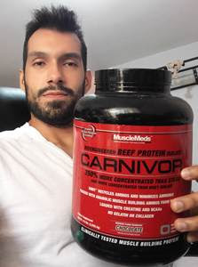 Musclemeds Carnivor (Isolate and Mass): review and opinions