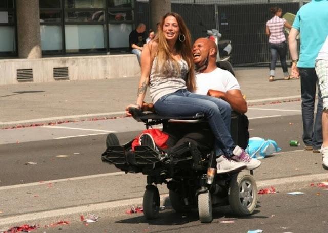 paises bajos discapacitados