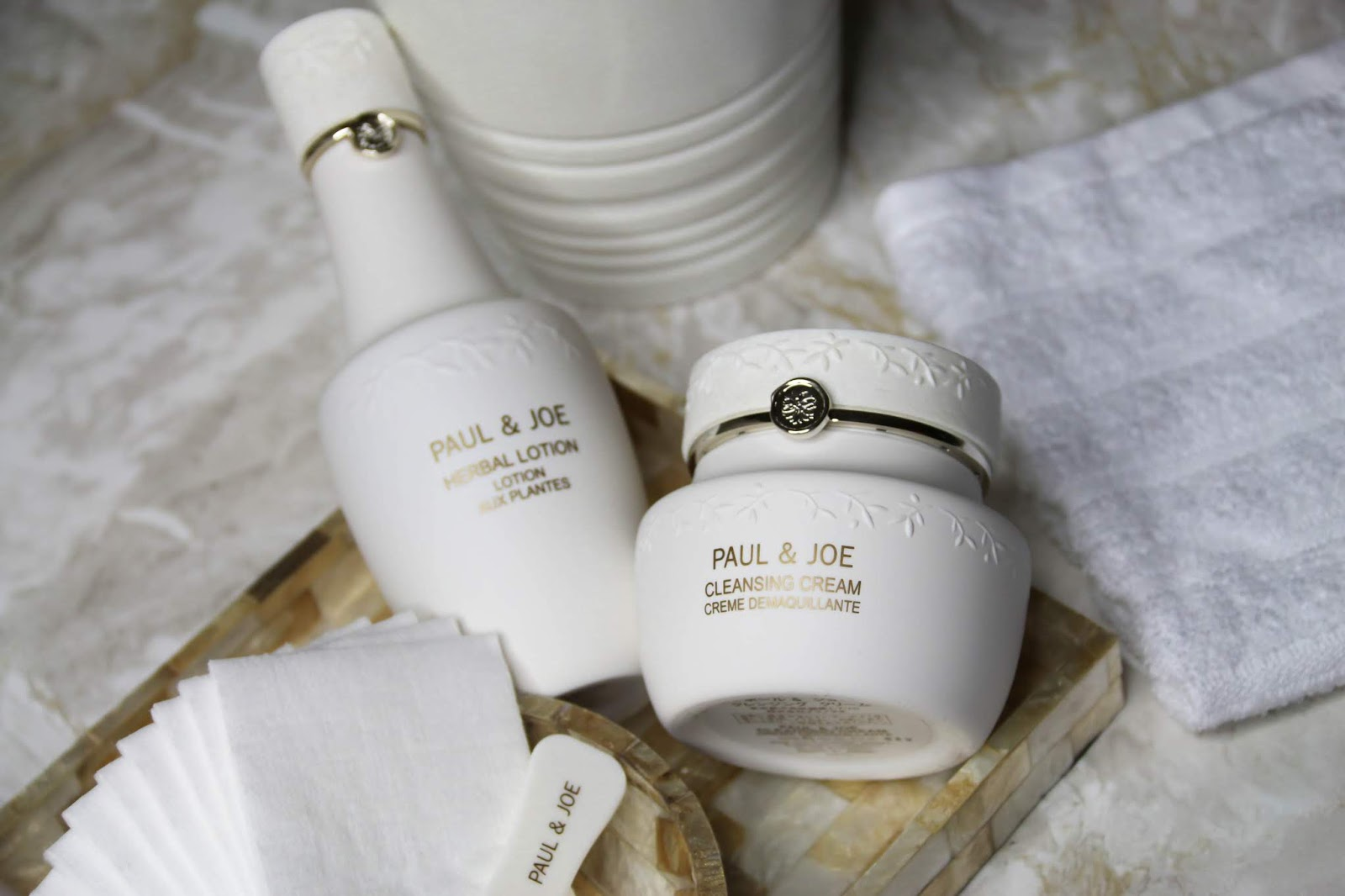 Paul & Joe Beaute Skincare Review by UK Beauty Blogger WhatLauraLoves
