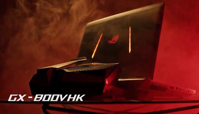 ASUS ROG GX-800VHK