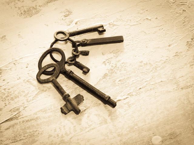 Ehkä joku päivä kädessäni on avaimet toiseen kotiin