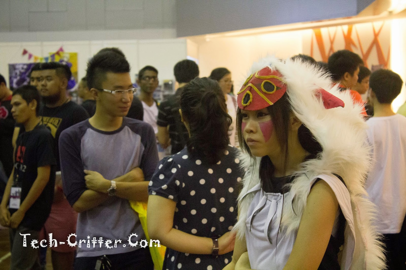 Coverage of PLAY! Convention @ KDU College 226