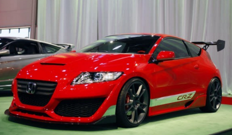 2017 Honda CR-Z Turbo Hybrid