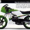 Kawasaki AR125cc, Motor Sport Pertama di Indonesia